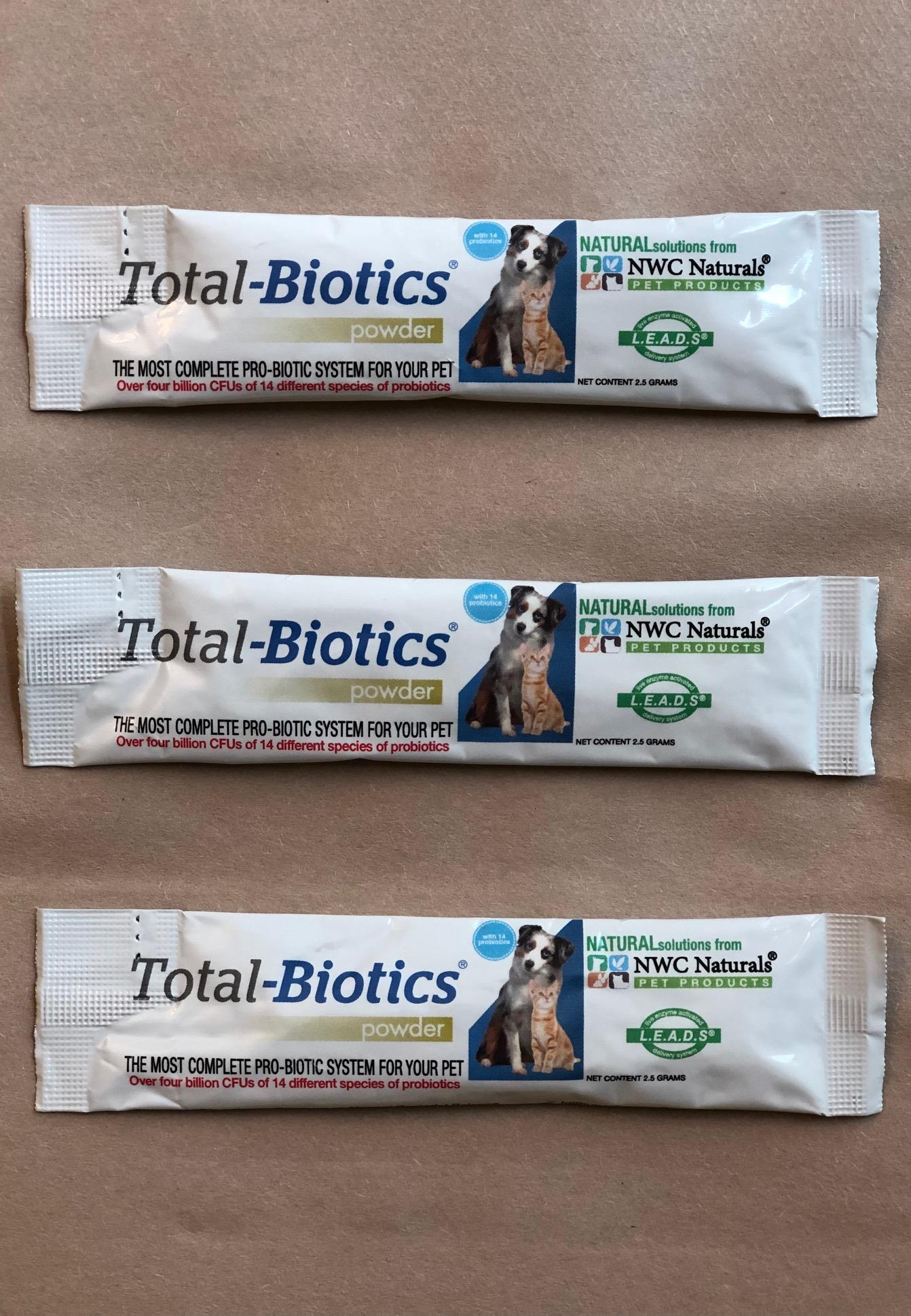 TOTAL-BIOTICS® Probiotic Stick Packs (sold by individual sticks)
