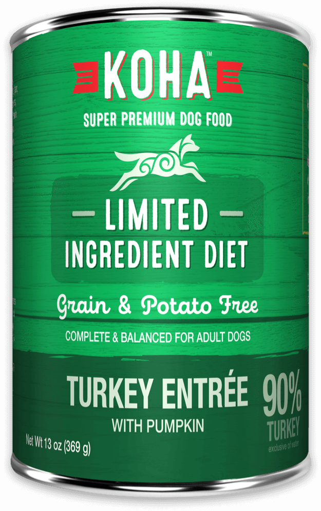 Turkey Entrée Limited Ingredient Diet