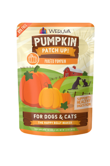 Pumpkin Patch Up! The Happy Belly Maker for Cats & Dogs  2.8 oz